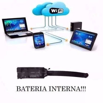 Mini Camera Filmadora Dv Ip Espiã Wifi Cctv Celular Complet