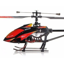 Helicoptero V913 4ch 70cm- Controle 2.4ghz Wltoys