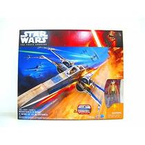 Star Wars La Fuerza Despierta Resistencia X-wing Fighter Az