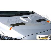Lancer Mitsubishi Kit De Rejillas Y Air Scoop Cofre