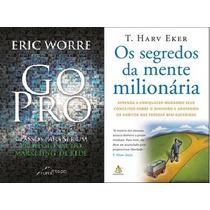 Kit Go Pro + Os Segredos Da Mente Milionária (2 Livros)