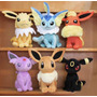 Peluches Pokemon Evoluciones De Eevee