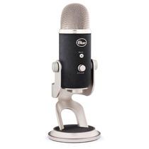 Blue Yeti Pro Usb Y Xlr Microfono De Condensador Estudio Pro