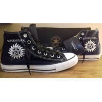 Tênis Supernatural All Star Converse Personalizado
