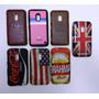 Kit Capa Para Celular Nokia Lumia 620 Com 7 Unidades
