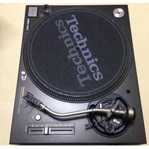 Toca Disco Technics Sl 1200 Mk6 Black Mk2 1210 Dj Pioneer