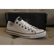 Tenis Converse All Star Couro Ct As European Ox