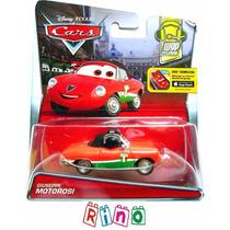 Disney Cars Giuseppe Motorosi (francesco Bernoulli Chief )