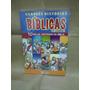 Livro História Bíblicas Em Quadrinhos 10 Histórias