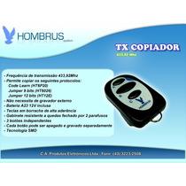 Controle Remotocopiador Duplicador Clonador 433mhz 3 Teclas