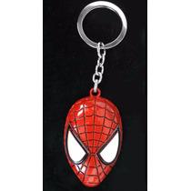 Llavero Spiderman Hombre Araña Marvel Dc Comics