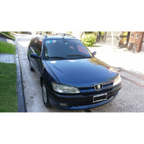 Peugeot 306 Boreal Break Rural Familiar Nafta G.n.c. M Buena