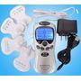Massageador Terapia Digital Lcd Pulso Elétrico Acupuntura