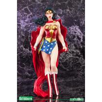 Artfx - Wonder Woman 1/6 - Kotobukiya - Mulher Maravilha