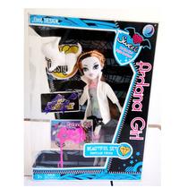 Muñeca Ardana Girl Tipo Monster O Barbie Accesorios