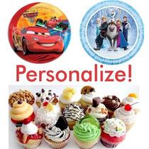 Papel Arroz Comestível A3 Personalizados P/ Bolos E Cupcakes