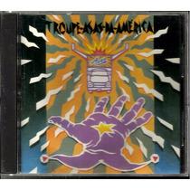 Cd Troupe Asas Da América (recife) 1995 Raro