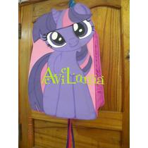 Piñata Twilight Sparkle My Little Pony Pequeño Pony