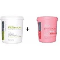 Btox Capilar For Beauty Illumination 1kg+ Btox Platinum 1kg