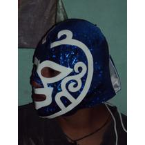 Mascara De Luchador Huracan Ramirez P/adulto Semiprofesional