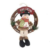 Navidad Decoración Linda Del Hogar De La Pared