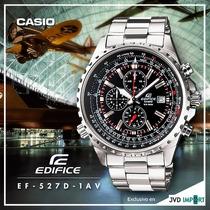 Reloj Casio Edifice Ef-527d-1av - Nuevo Y Original En Caja