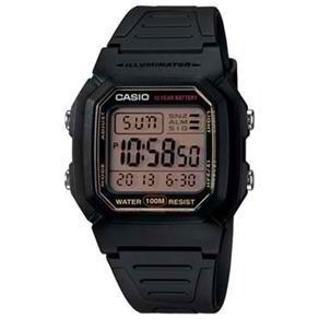 b1f0c2acd7e Relógio Masculino Digital Casio W-756d-1avdf - Inox preto - R  179 ...