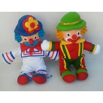 Bonecos Patati Patata Palhaços Tv