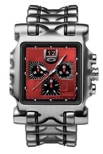 cbad90077bf Relógio Oakley Tank Minute Machine Promoção+caixa+frete - R  78