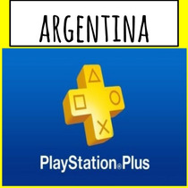 Psn Plus 6 Meses Online Para Ps4 Y Ps3