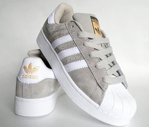 Adidas Superstar EmbroideRojo Rosa Blanco(zapatillas Hombre