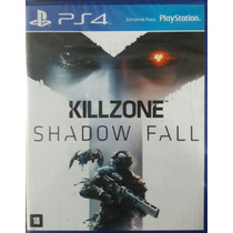 Killzone Shadow Fall Ps4 Português-br Mídia Física Novo