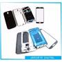 Carcasa Samsung Galaxy S4 I9500 Bisel + Home + Mica, Nueva!