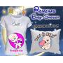 Remera Baby Shower + Almohadon Embarazadas Futura Mama Panz
