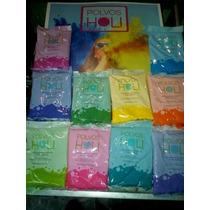 Polvos Holi Colores Original Fiestas Graduación Sorpresa 300