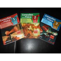 Conexões Com A Física 3 Volumes Col. Completa Para Professor