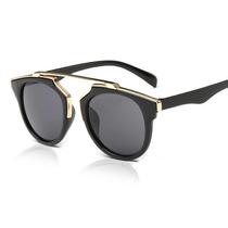 Óculos Escuros Feminino Gatinho Cat Eye Retrô Vintage