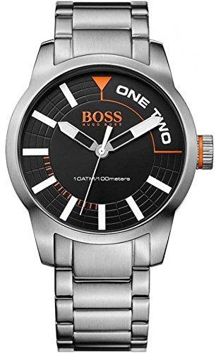 a6b0dfc32dfa Hugo Boss Orange De Acero Inoxidable Reloj Para Hombre 15132 -   616.300 en  Mercado Libre