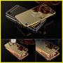 Capinha Bumper Celular Sony Xperia M4 Aqua Dual + P / Vidro