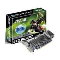 Placa De Video Geforce Asus 210 Silent 1,0 Gb Ddr3