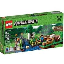 Lego Minecraft The Farm 21114-envio Gratis