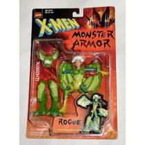 Rogue Monster Armor X-men Marvel Toybiz Vintage Batman Baf