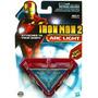Juguete Escudo Pecho Iron Man Hasbro Rojo