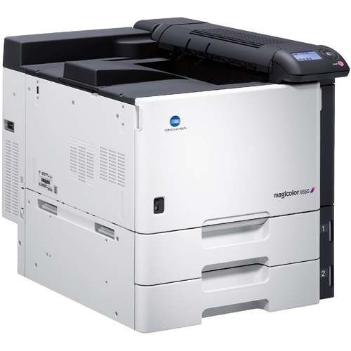 Konica Minolta magicolor 8650 Printer PCL Treiber Windows 10