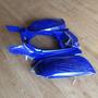 Guardabarro Trasero Mondial Fd 200 S Azul Original