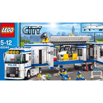60044 Lego City Mobile Police Unit Policia Móvel