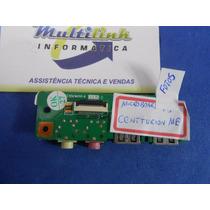 Placa Usb + Som Notebook Microboard Centturion Me