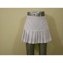 Minifalda Tableada A La Cadera