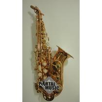 Sax Soprano Curvo Sopranino Jahnke Jssch001lq Laqueado 15793