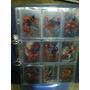 Coleccion Lamin Cards De Hombre Araña Transparente *